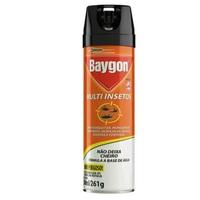 Inseticida Multi Insetos Baygon aerosol, 300mL