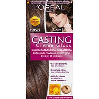 Tintura Creme L'Oréal Casting Gloss nº 600 louro escuro
