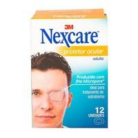 Protetor Ocular Nexcare Adulto 12 unidades