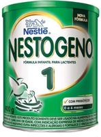 Fórmula Infantil Nestlé Nestogeno 1 lata com 400g