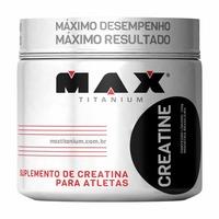 Creatina Max Titanium 150g
