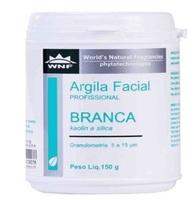 Argila Facial Profissional Branca WNF 150g