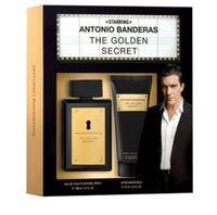 Kit Masculino Antonio Banderas The Golden Secret