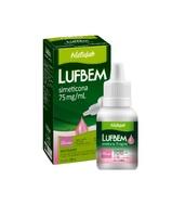 Lufbem 75mg/mL, frasco com 15mL de solução de uso oral