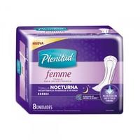 Absorvente Geriátrico Plenitud Femme Noturno 8 unidades