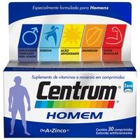 Centrum Homem Caixa, 30 Comprimidos