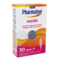 Pharmaton Mulher frasco com 30 cápsulas