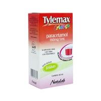 Tylemax Baby e Criança 32mg/mL, caixa com 1 frasco com 60mL de suspensão de uso oral + copo medidor