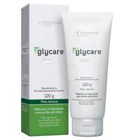 Máscara e Sabonete Facial Glycare Duo líquido, 120g