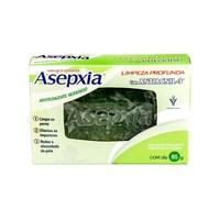 Sabonete Asepxia adstringente herbário, barra com 85g