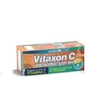 1g, caixa com 10 comprimidos efervescentes sabor laranja