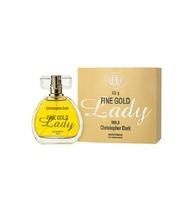 Perfume Feminino Christopher Dark Fine Gold Lady 100mL, eau de parfum