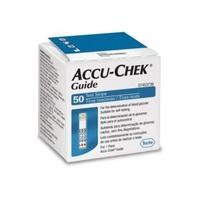 Tiras Medidoras de Glicemia Accu-Chek Guide 50 unidades