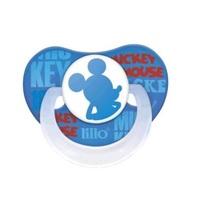 0 a 6 meses, Mickey, azul