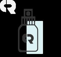 Icaden 10mg/mL, caixa com 1 frasco spray com 60mL de solução de uso tópico