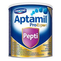 Fórmula Infantil Aptamil ProExpert Pepti lata, 1 unidade com 400g