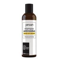 Shampoo Antirresíduos Yenzah Whey Fit Cream com 240mL