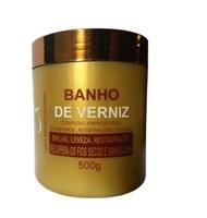 Máscara de Tratamento Naxos Banho de Verniz 500g
