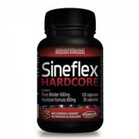 Sineflex Hardcore Power Supplements 150 Cápsulas