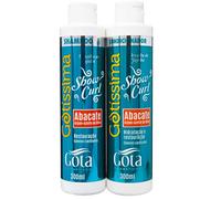 Kit Gota Dourada Gotíssima Show Curl shampoo com 300mL + condicionador com 300mL