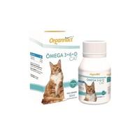 Ômega 3+6+D Cat Organnact frasco com 30mL de solução de uso oral
