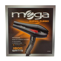 Secador de Cabelo Mega Profissional Super Turbo