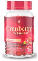 Cranberry + Vitamina C Eleve 450mg, frasco com 60 cápsulas