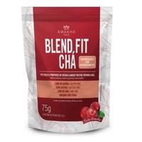 Chá Amakha Paris Blend Fit frutas vermelhas com 75g