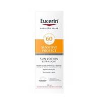 Protetor Solar Eucerin Sensitive Protect extra light, FPS 60, 150mL