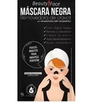 Máscara Negra Facial Beauty Face Removedora de Cravos 8g