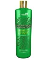 Máscara Matizadora SoupleLiss Platinum green com 300mL
