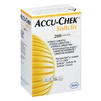 Lancetas Accu-Chek Softclix 200 unidades