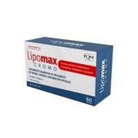 Lipomax Cromo caixa com 60 cápsulas