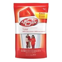 Sabonete Lifebuoy Total Refil, Líquido, 200mL
