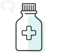 40mg/mL, caixa com 1 frasco com 100mL de xarope + copo