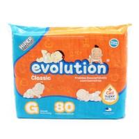 Fralda Dry Evolution Tamanho G