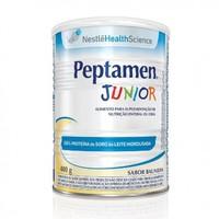 Suplemento de Nutrição Enteral Peptamen Junior - lata, baunilha, 400g