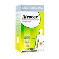 Atrovex 6,670mg/mL + 333,40mg/mL, caixa com 1 frasco gotejador com 20mL de solução de uso oral