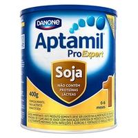 Fórmula Infantil Aptamil ProExpert Soja 1 lata com 400g