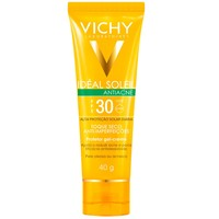Protetor Solar Vichy Idéal Soleil Antiacne - FPS 30, 40g