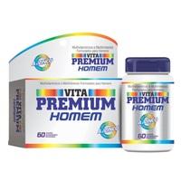 Vita Premium Homem frasco com 60 comprimidos