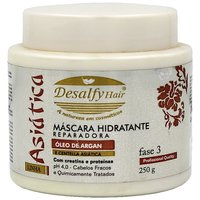 Máscara Hidratante Desalfy Hair Óleo de Argan 250g