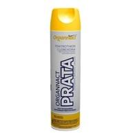 Organnact Prata frasco spray com 500mL de uso tópico veterinário