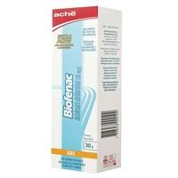 Biofenac Gel 11,6mg/g, caixa com 1 bisnaga com 30g de gel de uso dermatológico