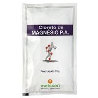 Cloreto de Magnésio P.A Meissen sachê, 33g de pó para solução oral, 1 unidade