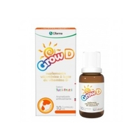 Grow D tutti frutti, 10mL