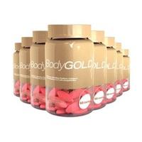 Body Gold Eleve 8 frascos com 60 comprimidos cada