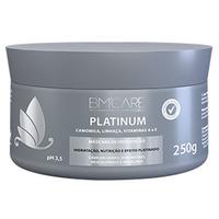 Máscara de Hidratação Barrominas Bm'Care Colors Platinum 250g