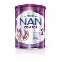Fórmula Infantil NAN Comfor 2 - Lata, 800g