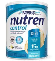 Suplemento Alimentar Nutren Control Diet baunilha, lata com 380g